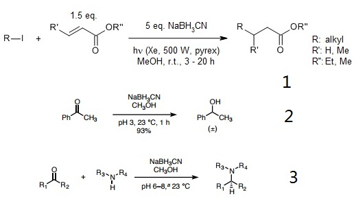 Reducing Agents Sodium cyanoborohydride