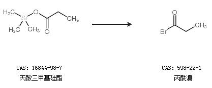 合成丙酰溴反应方程式2