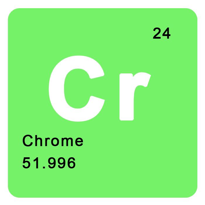 Chromium(Cr)/进口高纯铬颗粒/铬片/铬棒/铬靶材/科研材料