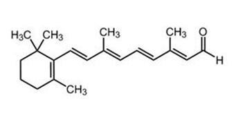 稳定不变色水溶油溶纳米视黄醛—化妆品原料