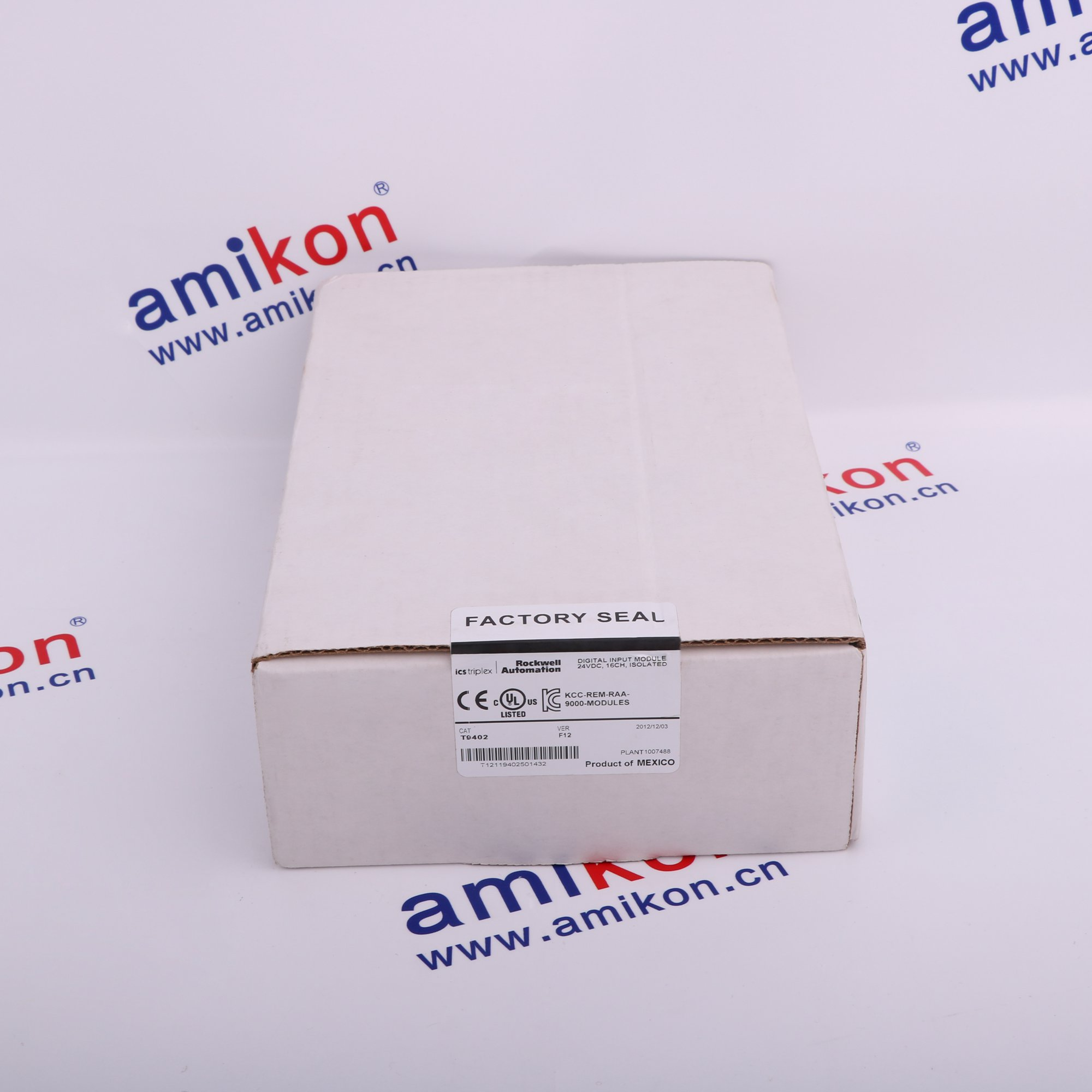 T8850 Trusted 40 channel Analogue or Digital Output FTA