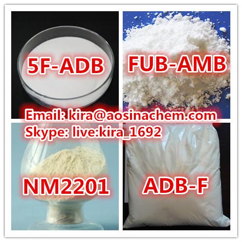 Pharmaceutical Intermediates 5fadb 5F-ADB CAS NO.: 1715016-75-3 kira@aosinachem.com