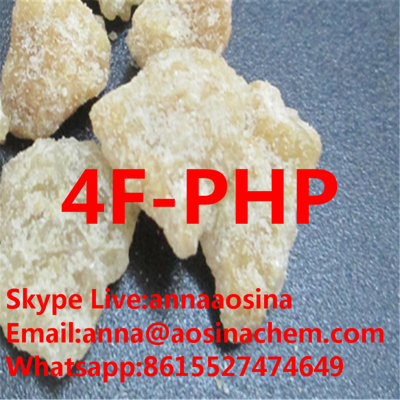 High Purity 99% 4F PHP Research Chemicals Crystal  anna@aosinachem.com