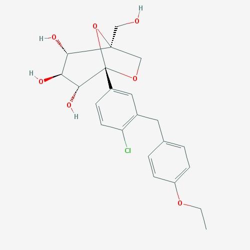 埃格列净系列杂质 Ertugliflozin